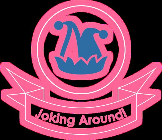 joking around