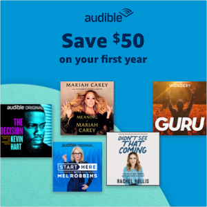 Audible Sale annual deal promotion